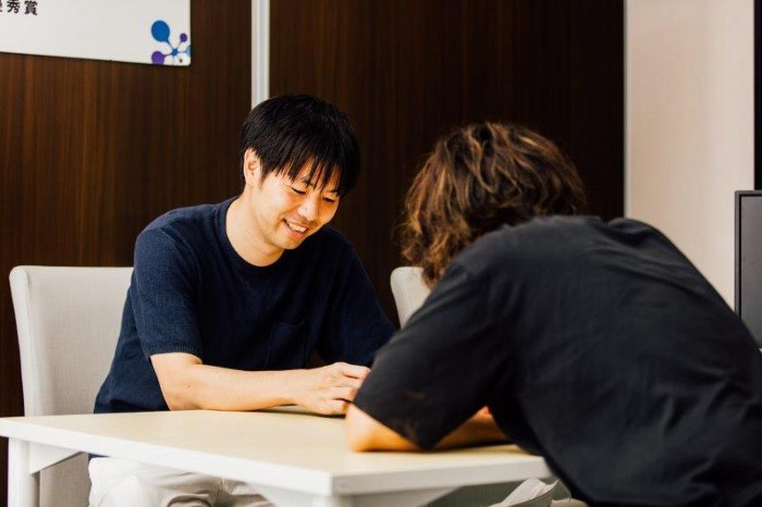 東京・世田谷にある自社オフィスにて