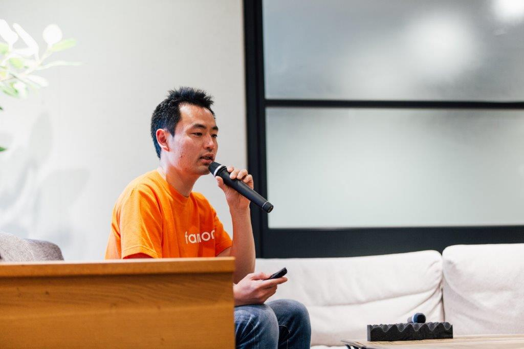 株式会社ファミワン 代表取締役 Founder 石川 勇介氏